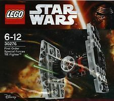 Lego Star Wars 30276 First Order Special Forces TIE Fighter poly bag
