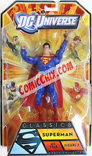 DC Universe Classics - SUPERMAN (CLASSIC) ALL-STAR Action Figure - MATTEL DCUC