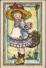 """Gift Of Flowers"" Rubber Stamp by Penny Black"