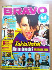 BRAVO 1/2006 Tokio Hotel,Chronicles of Narnia,Britney Spears,Green Day,US5,Verba