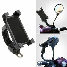 Universal Motorcycle Bike Handlebar Holder Mount For iPhone Mobile Phone GPS