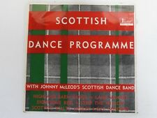 Johnny MacLeod's Scottish Country Dance Band - RARE OZ LP