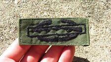 Vietnam US ARMY MILITARY CIB Combat Infantry Badge Patch theater made