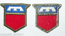 Patch original WWII USA 76 th Division ( 074 )