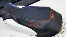 can am can-am renegade 1000 xmr custom mudding / swamp seat cover can-am red fl