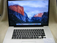 "Apple MacBook Pro 17"" i5 2.53Ghz (MID 2010) 8GB RAM 1.5TB HDD / NICE!"