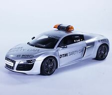 TC19 New Audi R8 DTM Safety Car Sport Coupe Gray 1:18 1/18 Diecast Car Kyosho
