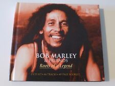 "2xCD: BOB MARLEY ""Roots of a Legend"" w/ Lee Perry, Peter Tosh, U Roy, Big Youth"