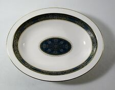 """Royal Doulton CARLYLE 10-3/4"""" Oval Vegetable Bowl MINT"""