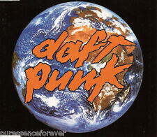 DAFT PUNK - Around The World (UK 4 Track CD Single)