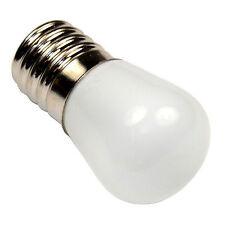HQRP 110V E17 Base LED Bulb for Fridge Refrigerator Microwave Range Hood Lights