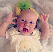 Adorable reborn baby Abbie Kitagawa~so fun and sweet! PRICE CUT!!!