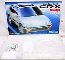 Fujimi 1/24 Honda Cyber CRX CR-X Si '2009 Model Kit