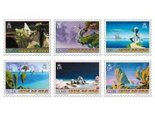 Roger Dean's Islands and Bridges Mint Stamp Set (UM31)