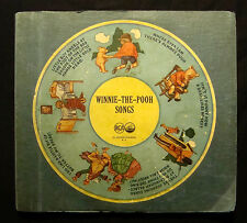 Frank Luther Winnie the Pooh Songs – 1932 children's album Victor 7""