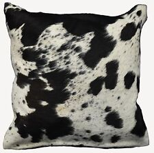 WESTERN NATURAL HAIR-ON COWHIDE CUSHION COVER KC-1701