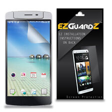 2X EZguardz LCD Screen Protector Skin Cover HD 2X For Oppo N1 Mini (Ultra Clear)