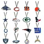 NFL Necklace With Pendant - Choose Your Team