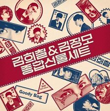 K-POP SUPER JUNIOR HEECHUL&TRAX JUNGMO 2nd Mini Album [Goody Bag] CD Sealed