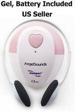 AngelSounds JPD-100S 3mhz fetal doppler, prenatal Baby heart Monitor, FDA CE, US