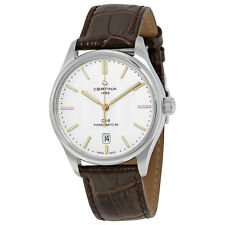 Certina DS-8 Automatic Silver Dial Mens Watch C033.407.16.031.00