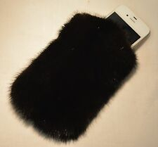 Mink Fur Cellphone / Electronic Device Case.