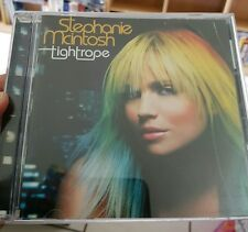 Stephanie McIntosh - Tightrope MUSIC CD- FREE POST
