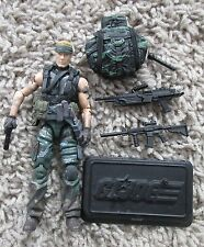 "G.I. JOE JUNGLE DUKE POC 30TH 25TH ANNIVERSARY 3.75"" COBRA PREDATOR"