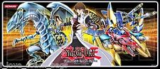 YUGIOH Gold Series 4 Kaiba Blue-Eyes White Dragon BEWD Playmat  GLD4 Mouse-Pad