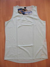 ASICS AKAN LADIES RUNNING/FITNESS MESH SINGLET VEST  -  UK 16