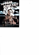 Sylvester McCoy - Hand signed autographed THEATRE FLYER