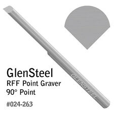 GRS 024-263 GlenSteel RFF Point Graver 90