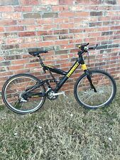"Cannondale Super V 700 Full Suspension Mountain Bike Size 19"" Bicycle Shimano"