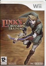 LINK' S CROSSBOW TRAINING - NINTENDO WII NUOVO E SIGILLATO (SOLO GIOCO)