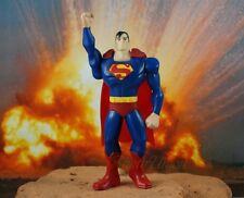 DC Comic Superman Man of Steel Young Justice Cake Topper Figure Figurine K1045_A