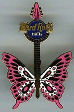 Hard Rock Hotel HOLLYWOOD 2004 BUTTERFLY GUITAR Series PIN Catalog #22865 LE 500