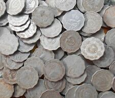 100 Coins LOT - ALL MIXED VARIETIES - 10 Paise Commemorative Coin india