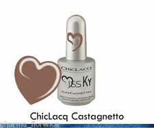 ChicLacq Castagno Smalto Semipermanente UV GEL Soak-Off Nail Polish Unghie KyLua
