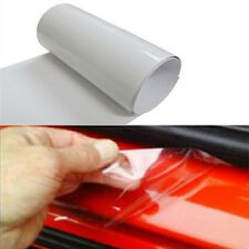 Car Door Sill/Edge Paint Protection Vinyl Film Sheet Anti-Scratch Clear 20×200cm