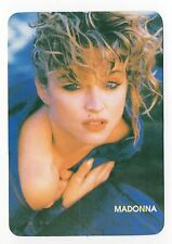 1993 Portugese Pocket Calendar US Pop Star Madonna Angel Era