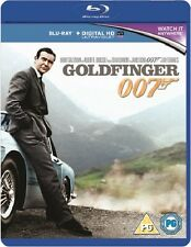 Goldfinger - Blu-Ray + Ultraviolet Download - Special Edition - Guy Hamilton