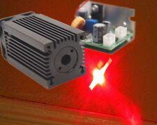 638nm 500mW Dot Laser Module/ Built by Mitsubishi 500mW Laser Diode w/ TTL Slot