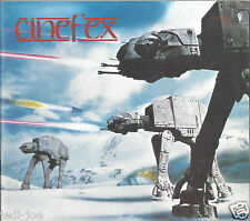 Cinefex #2 Star Wars The Empire Strikes Back RARE Behind the Scenes Pics