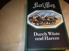 Verlag Neues Leben - Karl May - Durch Wüste und Harem - ungelesen