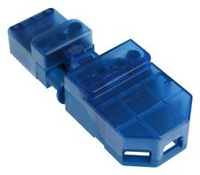 CT101C Click Flow 3 Pin Connector Pull Apart ** PACK OF 10**