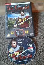 THE ADVENTURES OF SIR LANCELOT disc 3 featuring 7 epis William Russell  {DVD}