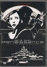 DVD ZONE 2--RENAISSANCE PARIS 2054--CHRISTIAN VOLCKMAN