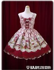 Baby Secret AIR MAIL from Sweet Kitty JSK Set Pink Lolita Dress