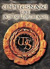 Whitesnake Live: In the Still of the Night (Deluxe Edition + CD), Good DVD, Doug