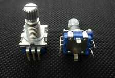 1pcs 5 Pin short shaft Digital Push Button Switch Rotary Encoder Switch